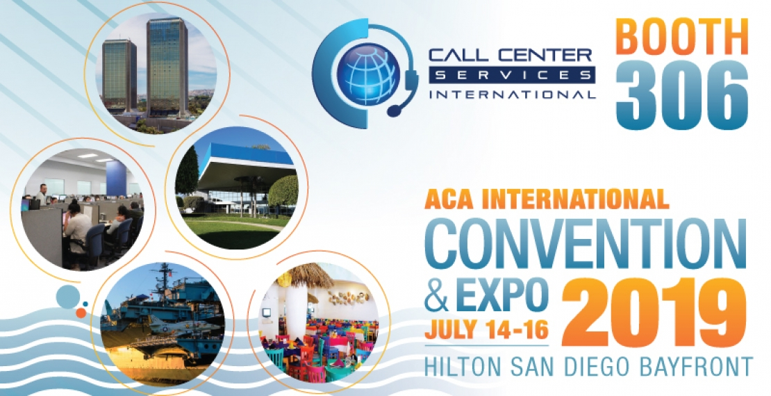 Join CCSI's Special Events at the ACA Convention 2019 in San Diego