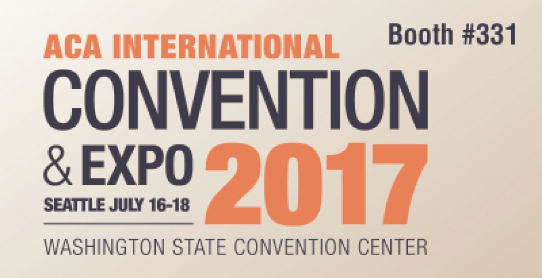 Meet Us At The 2017 ACA International Convention