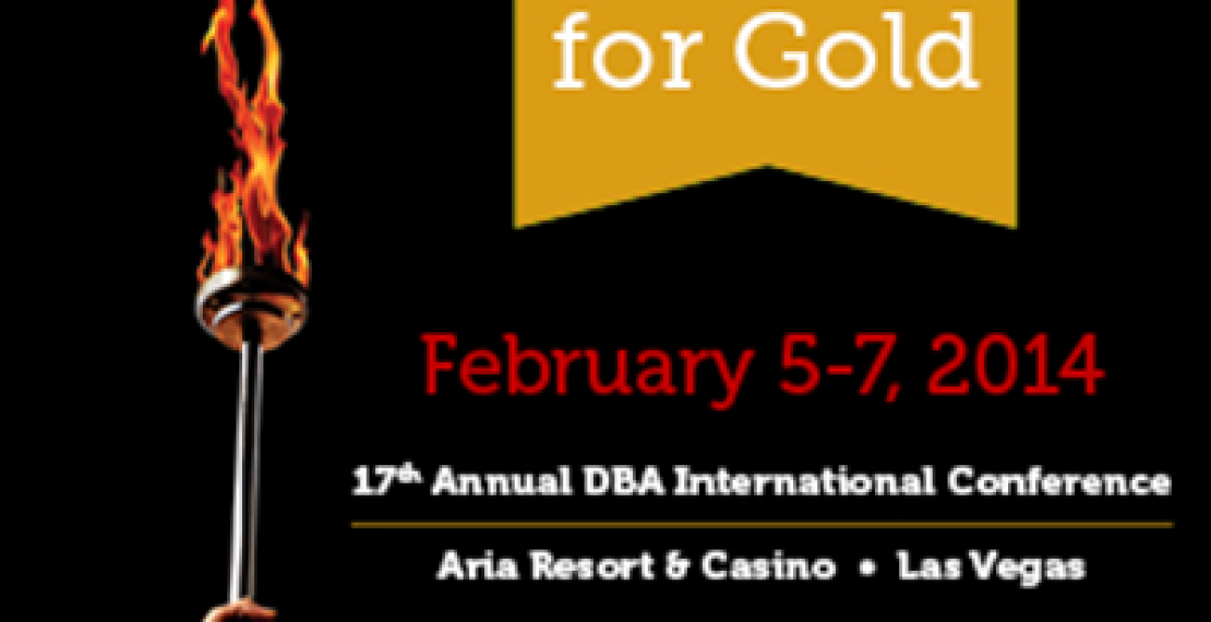 Meet Us At The 2014 DBA International Conference