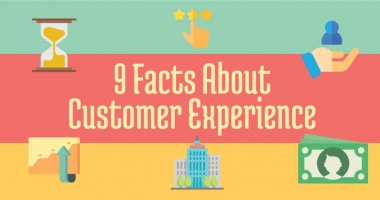 9 Customer Experience Facts Your Contact Center Can't Afford To Ignore [INFOGRAPHIC]