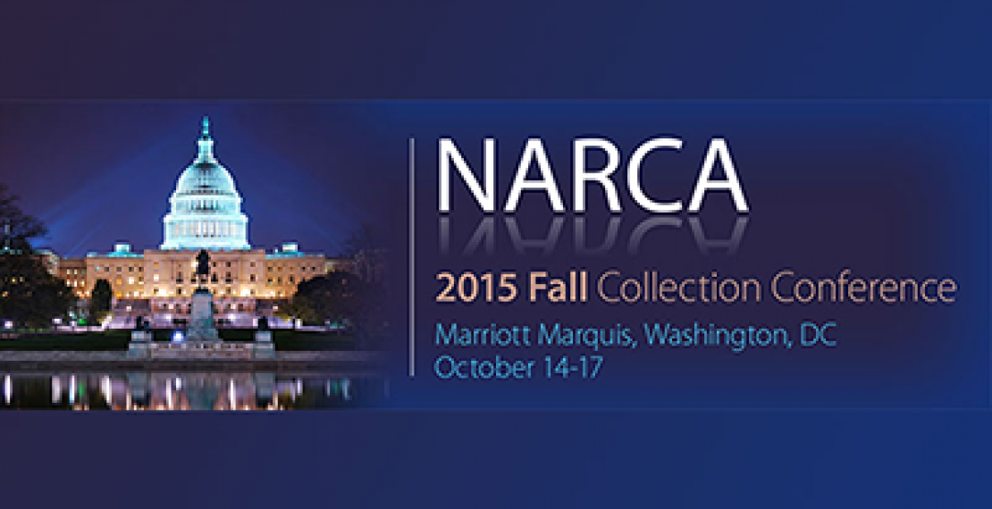 Meet Us At The NARCA 2015 Fall Collection Conference