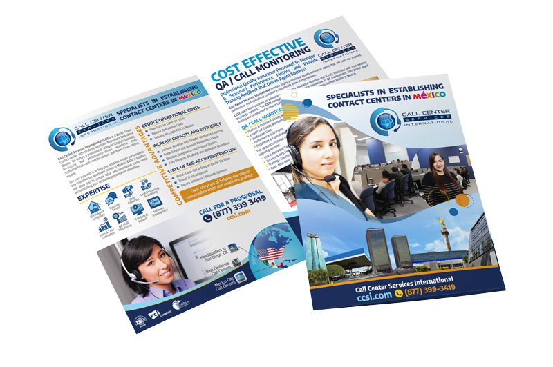 CCSI QA / Call Monitoring eBrochure Download