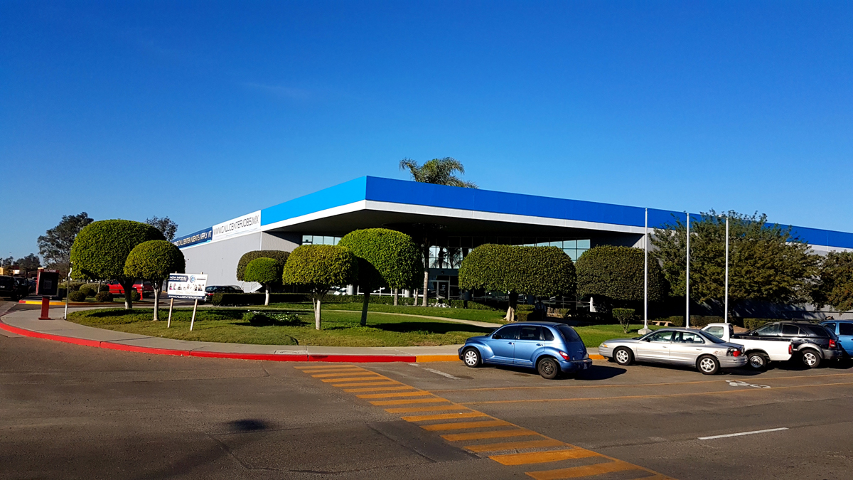 CCSI Otay Center in Baja