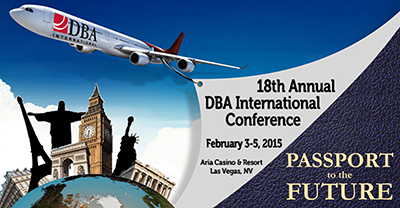 Meet Us At The 18th Annual DBA International Conference