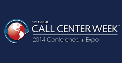 Meet Us At Call Center Week 2014