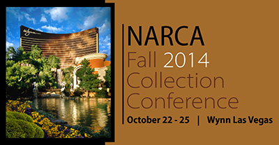 Meet Us At The NARCA 2014 Fall Collection Conference