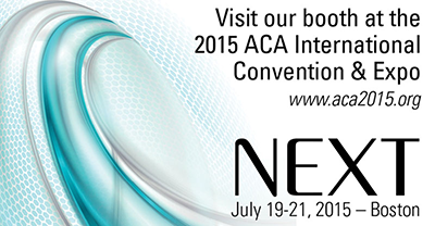 Meet Us At The 2015 ACA International Convention & Expo