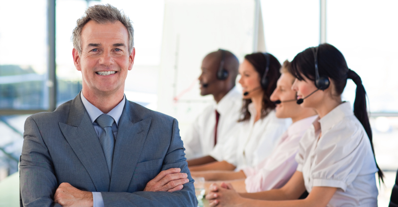 Advantages of a Call Center On-Site Visit