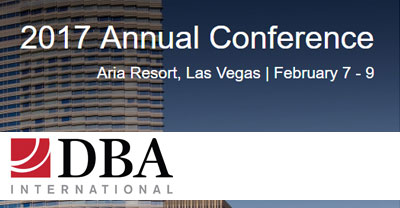 Meet Us At The 2017 DBA Annual Conference